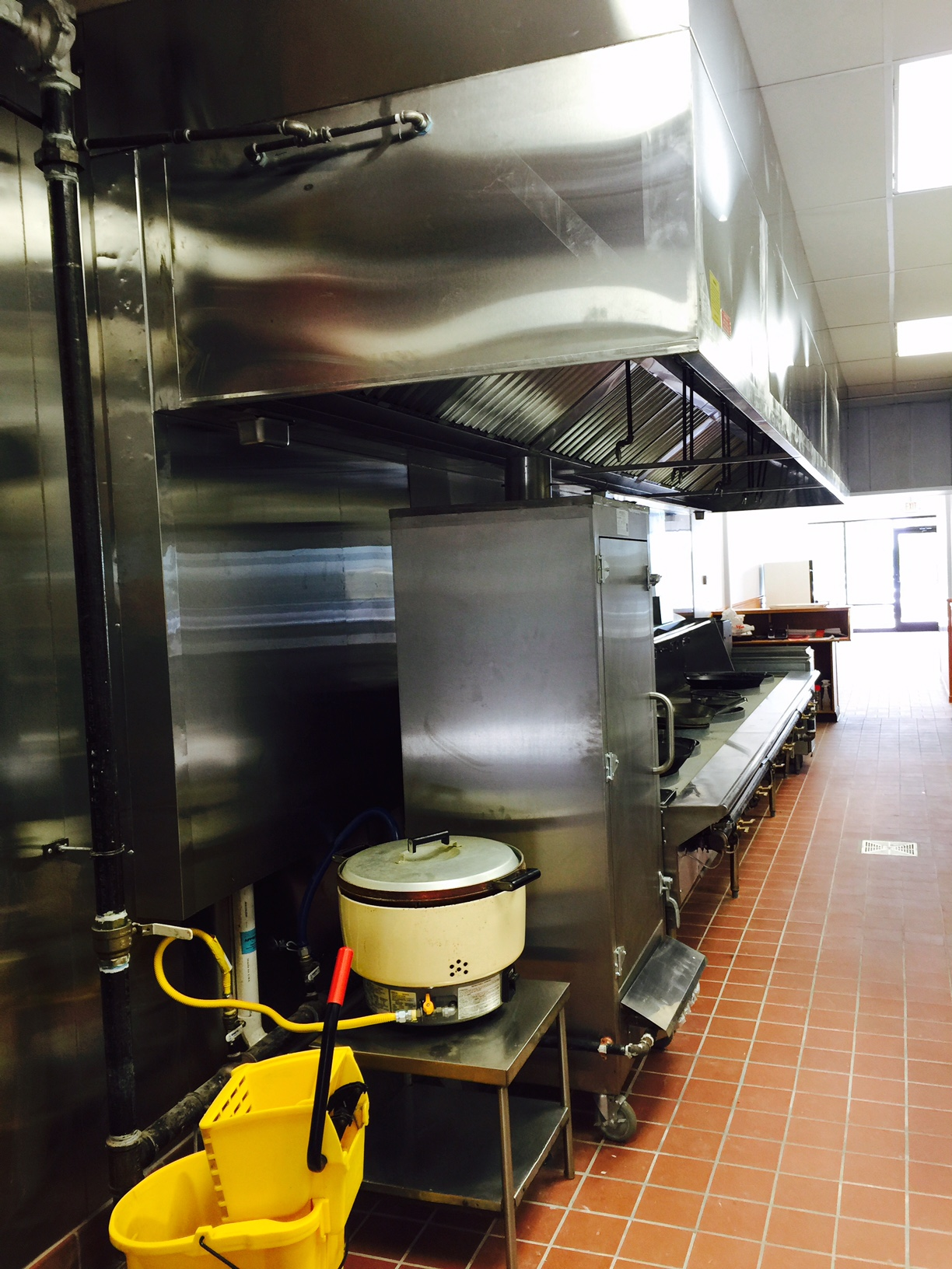 Commercial Kitchen Hood Installation Manual Ohio