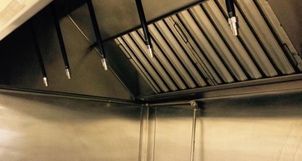 Kitchen-Fire-Suppression-System